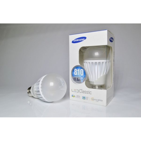 Samsung LED lamp E27 fitting